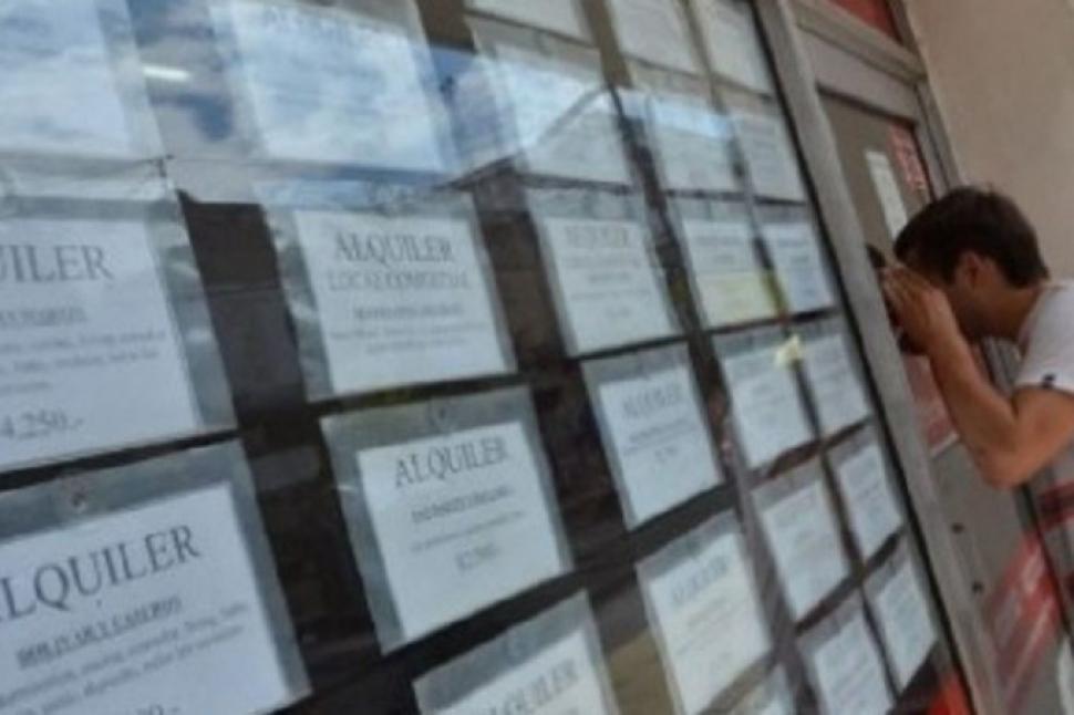 Las inmobiliarias presentarán su propio proyecto para una ley de alquileres