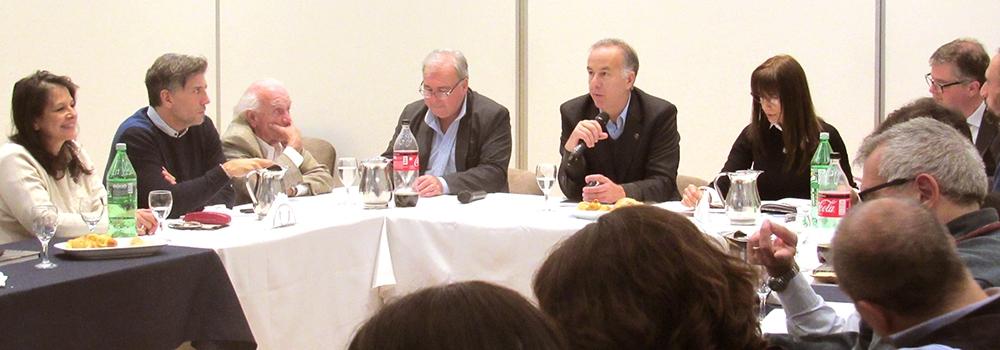 La Comisión de Legislación se reunió con el presidente de la Cámara Argentina Inmobiliaria