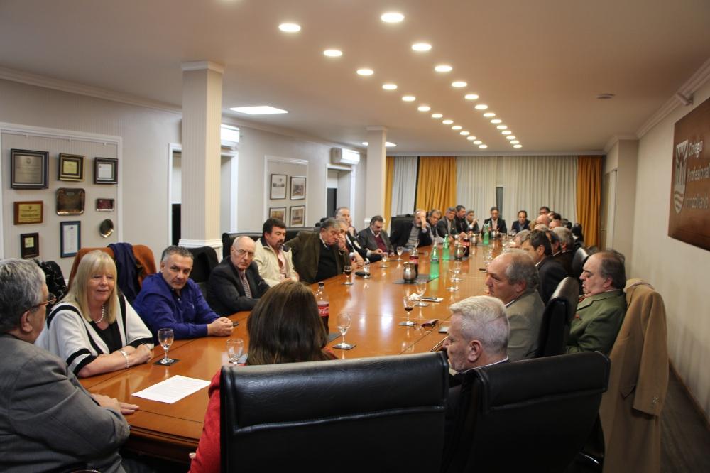 24 ORGANIZACIONES SE REUNIERON EN CUCICBA PARA TRABAJAR JUNTOS