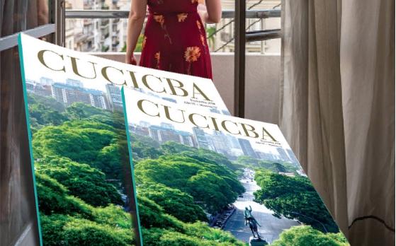 En Marzo sale el N3 de la Revista de CUCICBA